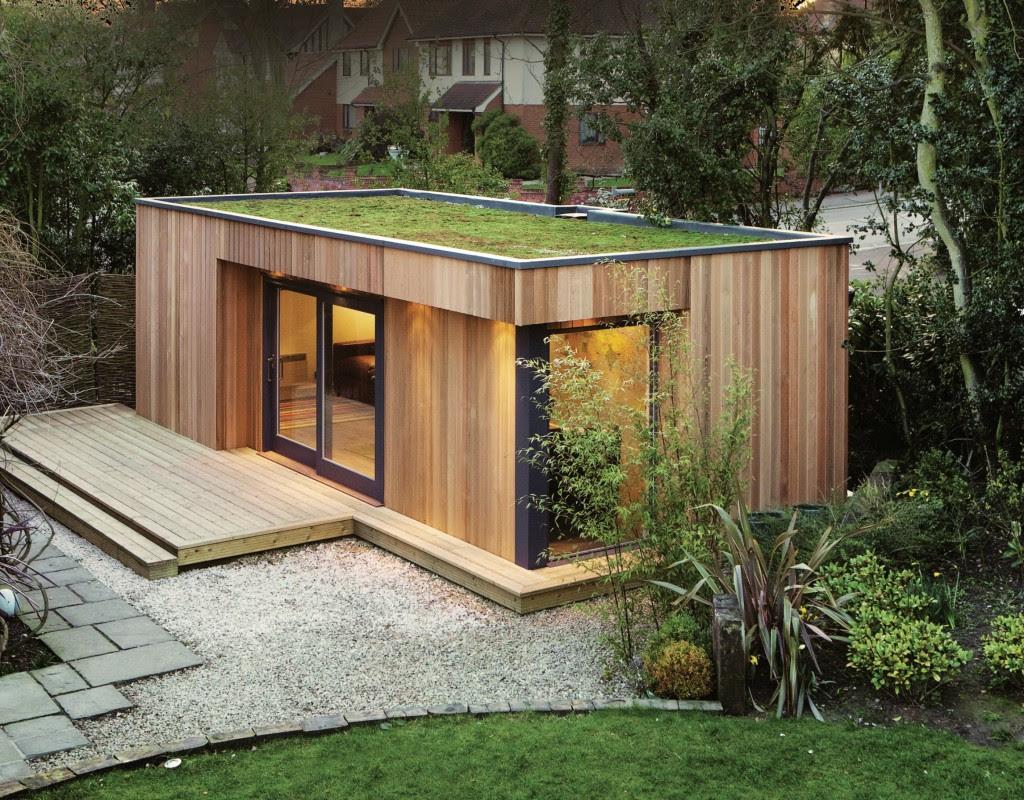Garden Office Design - windowsunity