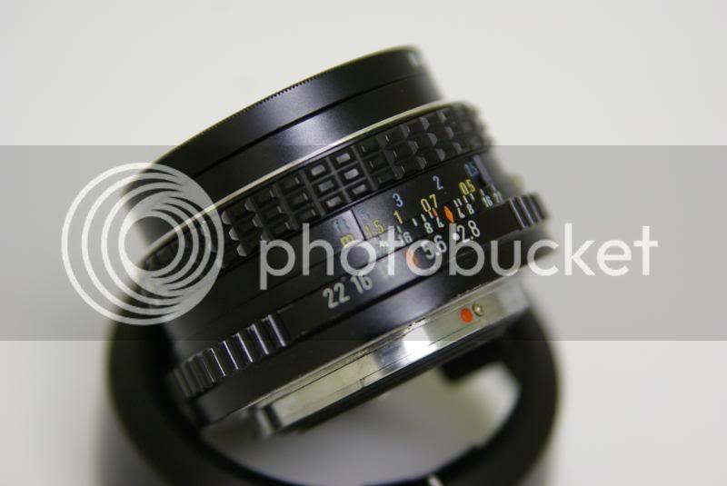Pentax M 28mm f/2.8