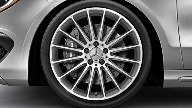 Cla Spoke Rims On Cla250