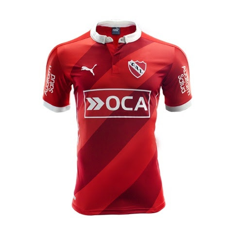 Camiseta Independiente PUMA 2016 01