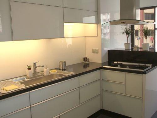 Kitchen - The Wet Area