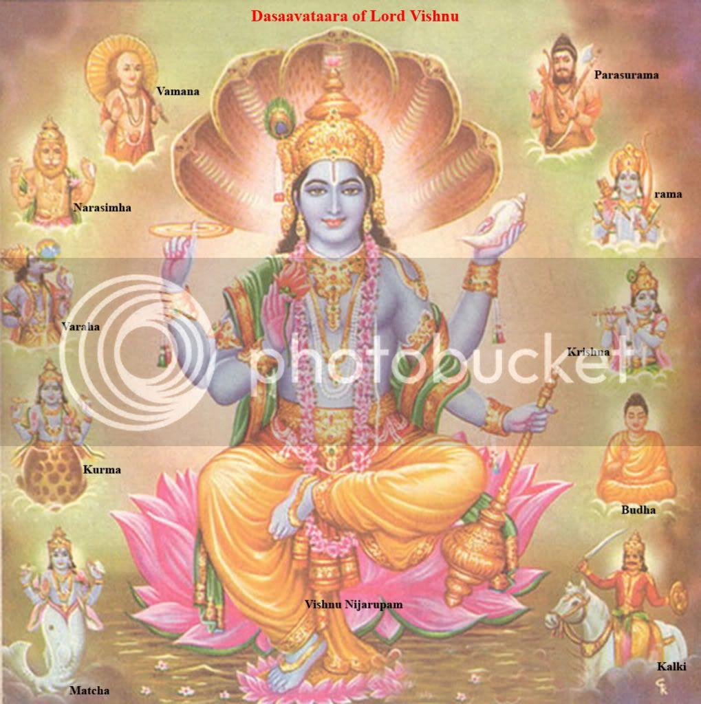 Sri Vishnu Dhyana