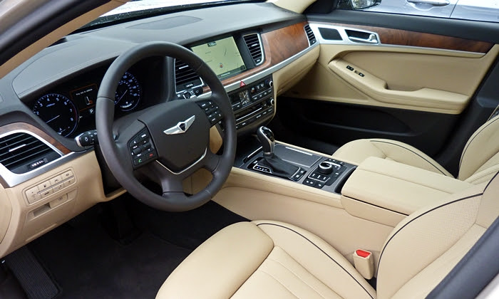 2015 Hyundai Genesis Pros and Cons at TrueDelta: 2015 Hyundai Genesis 5.0 Review by Michael Karesh