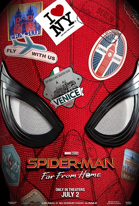 Spider-Man: Far From Home (2019) Hindi 5.1 Dolby Digital (Dual Audio) | 1080p 720p 480p BRRip Free Download ,