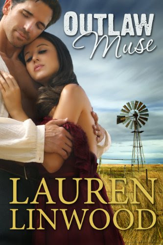 Outlaw Muse (A Western Romance) by Lauren Linwood