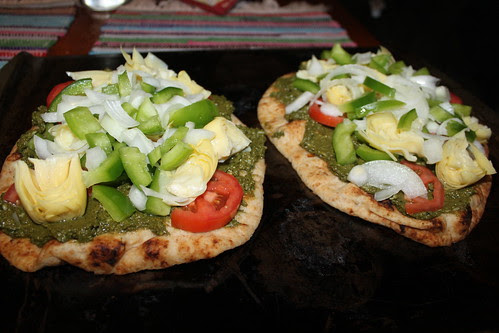 Pesto Pizza 004