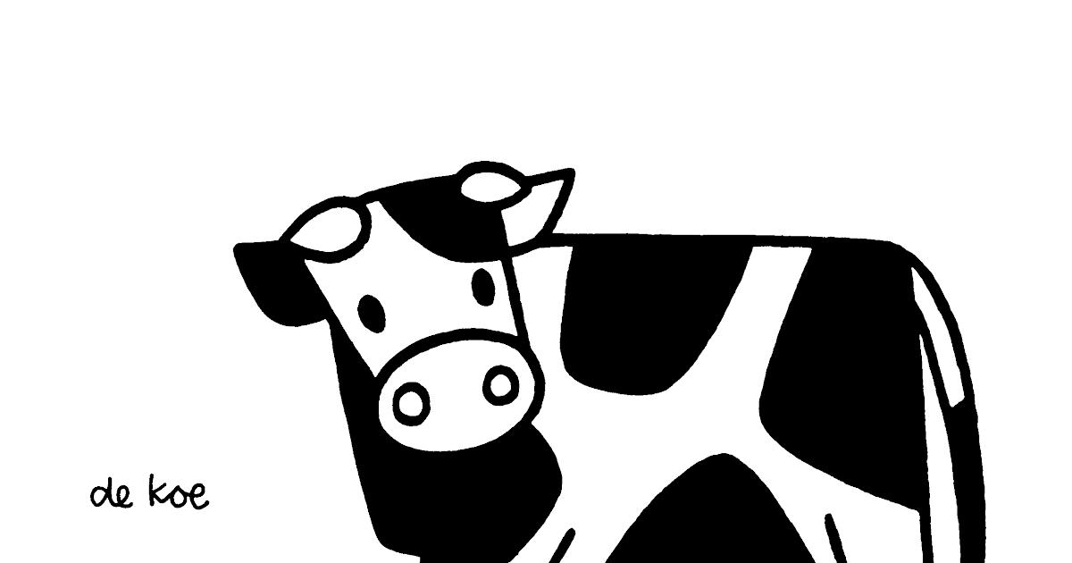 bovenste deel nijntje koe kleurplaat krijg duizenden