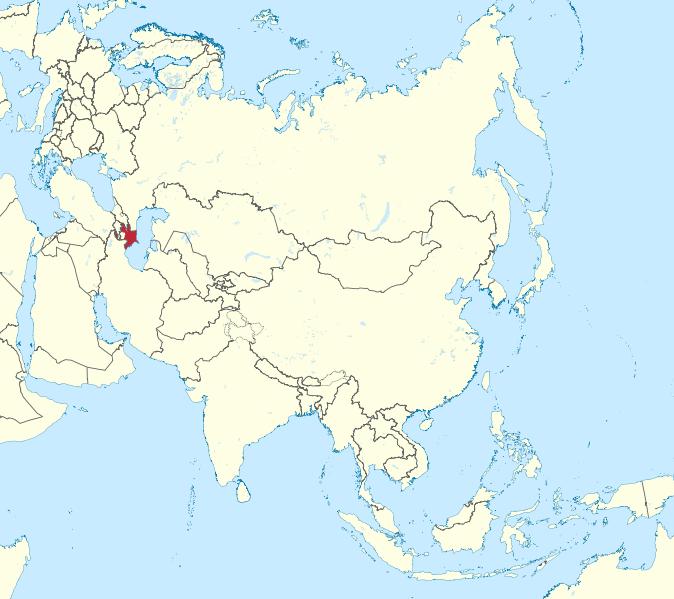 File:Azerbaijan in A