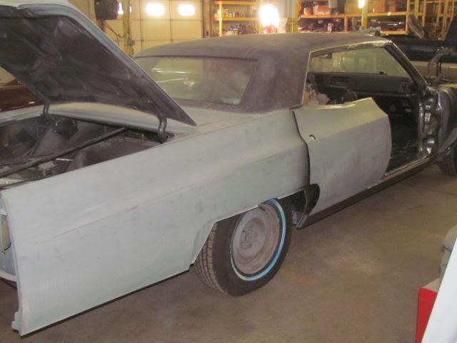 1968 Cadillac 472 Sedan deville seville 1967 1966 1965 ...