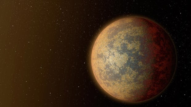 'A next-door neighbour': Planet is nearest confirmed rocky world outside solar system