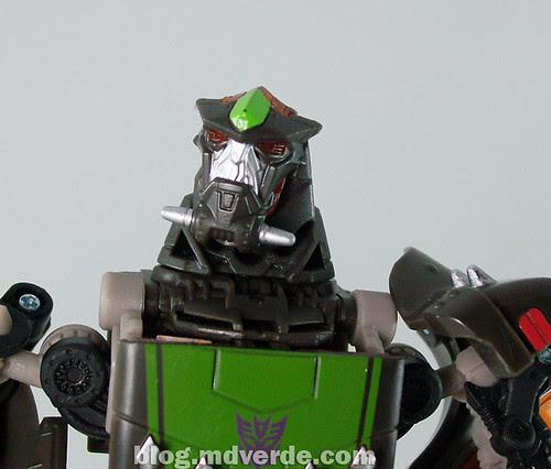 Transformers Lockdown Deluxe RotF NEST - modo robot
