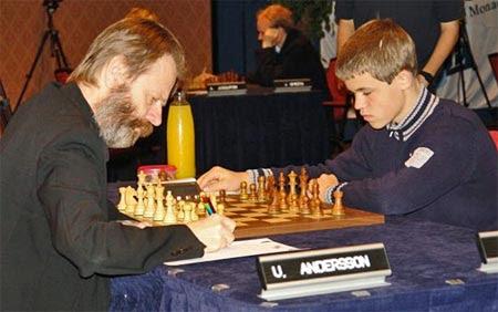 Картинки по запросу фото гроссмейстер Ульф Андерссон