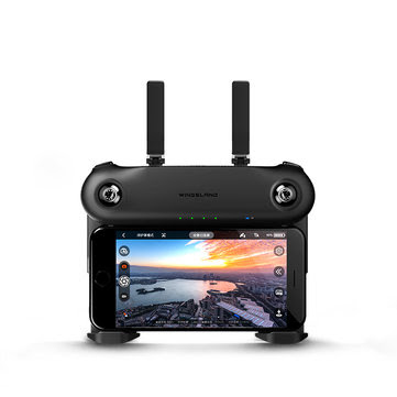 Wingsland R6 5.8GHz Switchable Mode Foldable Transmitter For Wingsland S6 M5 X1 RC Quadcopter