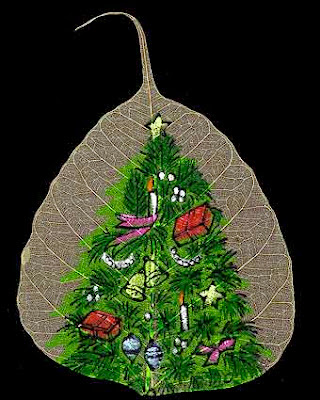 Beautiful Leaf Art (16) 3