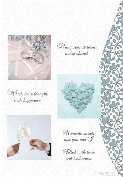 Silver Anniv. Husband   Greeting Cards by Loving Words