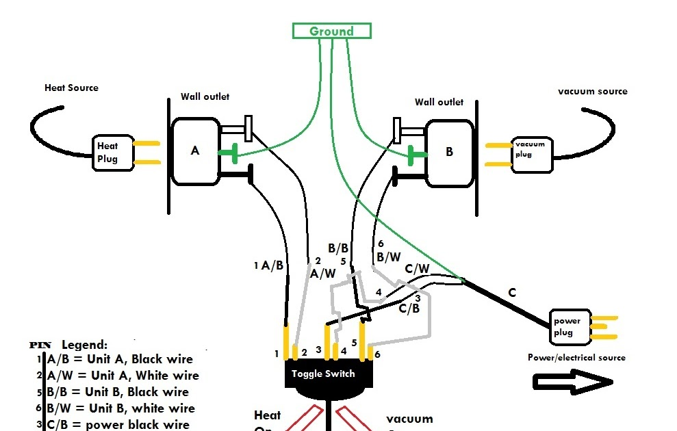 40 Schematic Diagram For 3 Way Switch