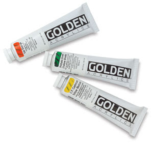 Golden Heavy Body Artist Acrylics 2 oz