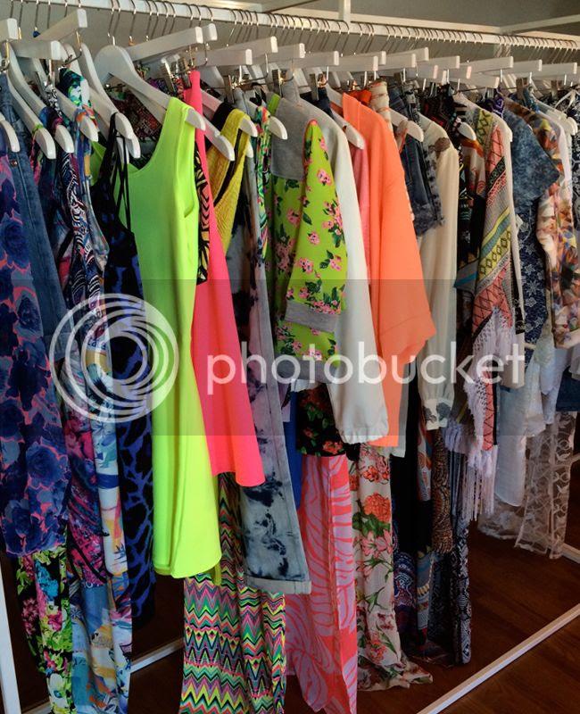 BoohooSummer 2014 Neon fashion trend