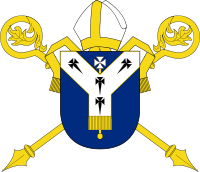 Arms of the See of Canterbury