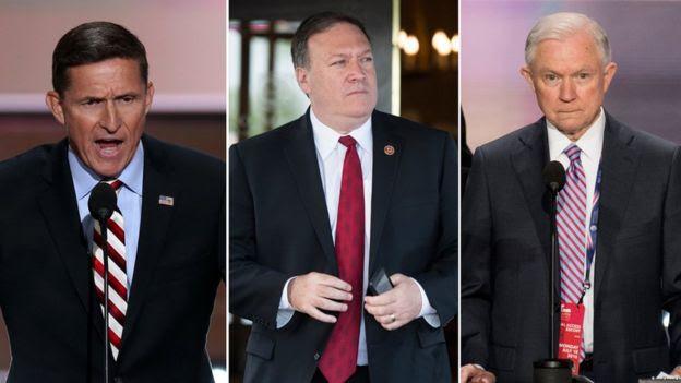 سه چهره پیشنهادی