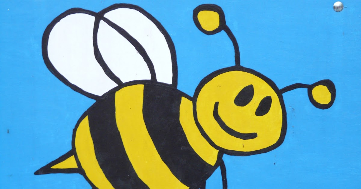 Gambar Kartun Hewan Lebah Bestkartun