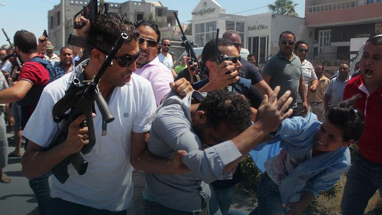 Zamach terrorystyczny w Tunezji