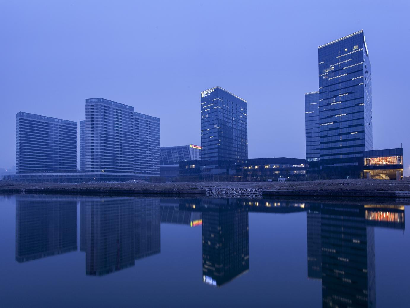 Price Pan Pacific Serviced Suites Ningbo