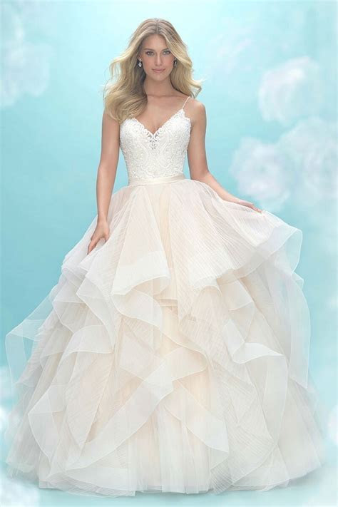 9450 Ball Gown Wedding Dress by Allure Bridals