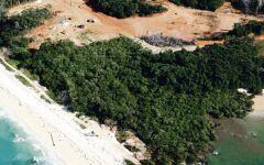 Isla Viveros Panama