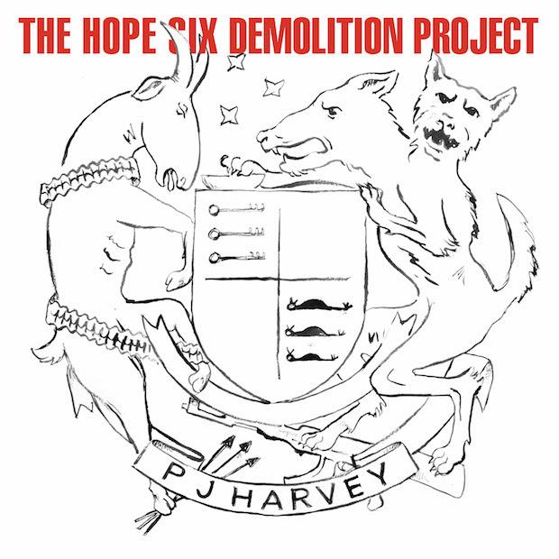 Bildresultat för pj harvey the hope six demolition project