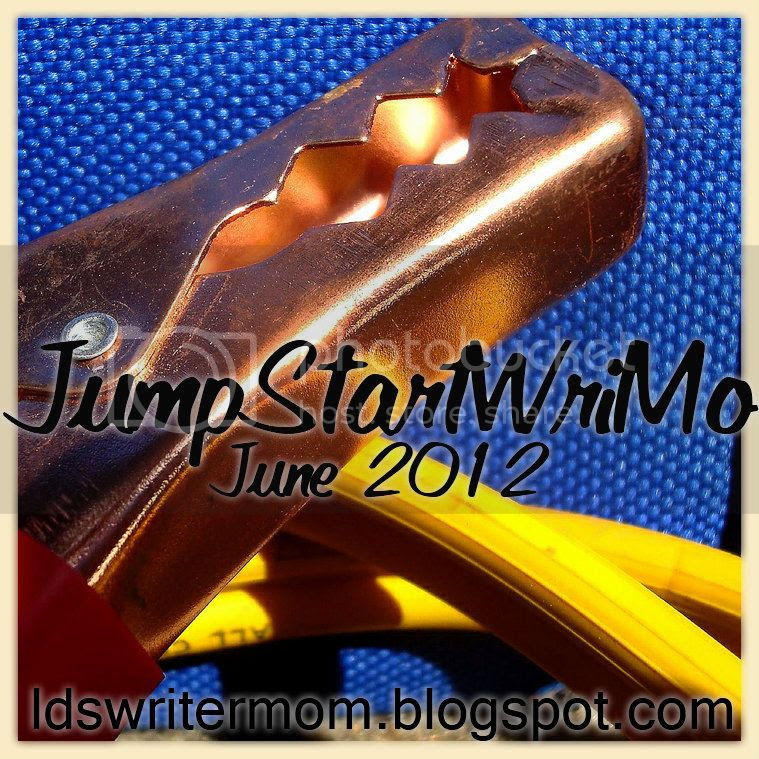 JumpStartWriMo, June 2012, photo by arbyreed from Flickr