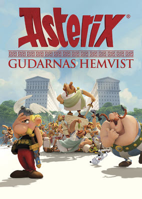 Astérix: The Mansion of the Gods