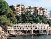 Il Grand Hotel Excelsior a Rapallo