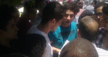 عبد الله محمد مرسى نجل رئيس الجمهورية