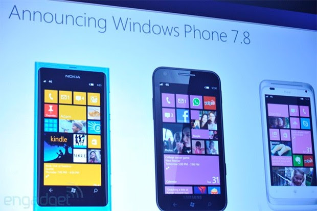Microsoft pegs Windows Phone 78 update for early 2013 arrival