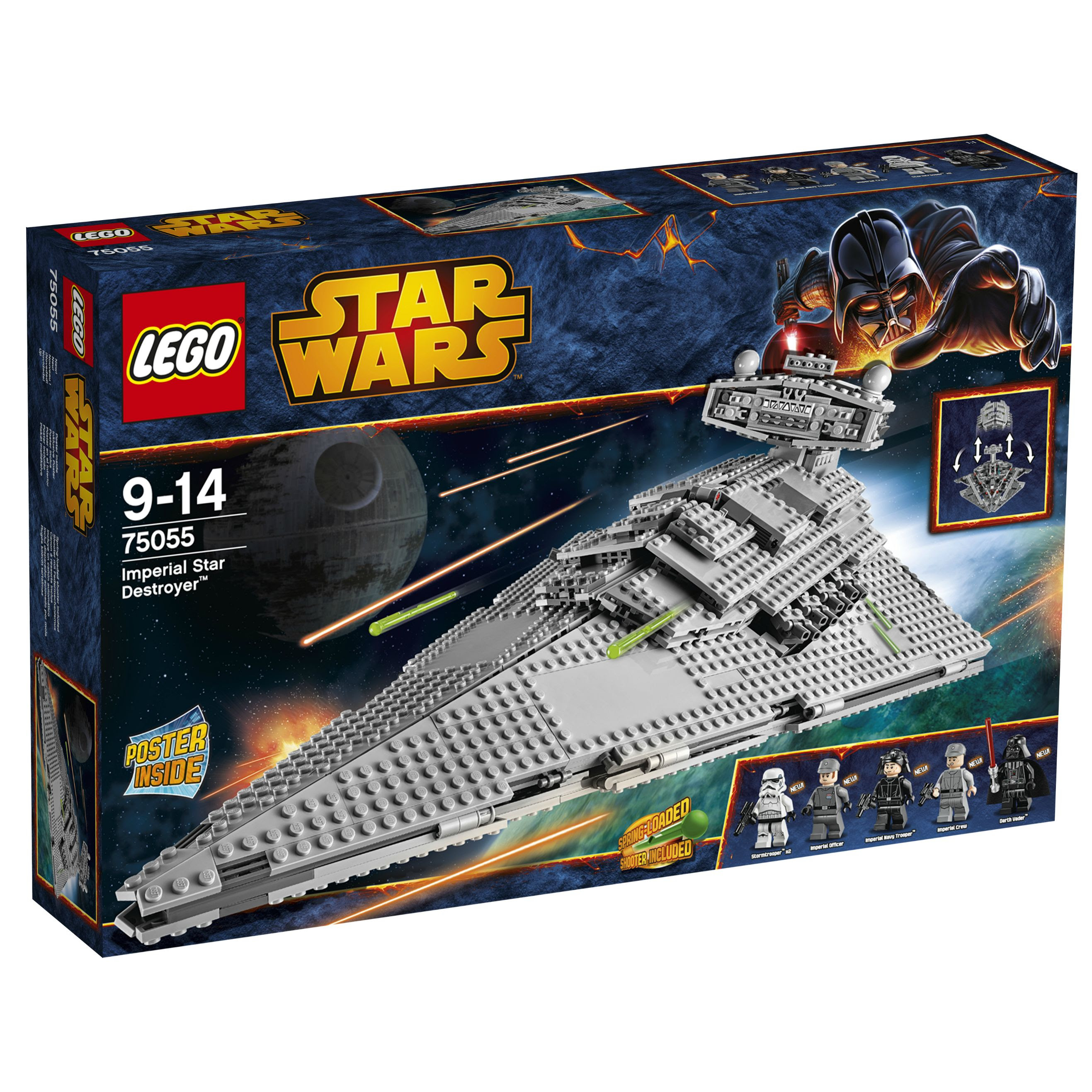 Lego Ref. 75055 Imperial Star Destroyer™