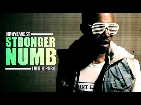 Kanye West x Linkin Park - Stronger / Numb