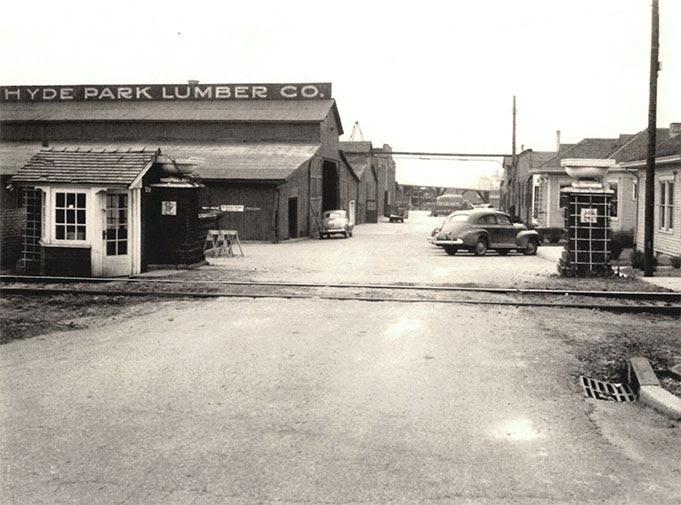 History Hyde Park Lumber