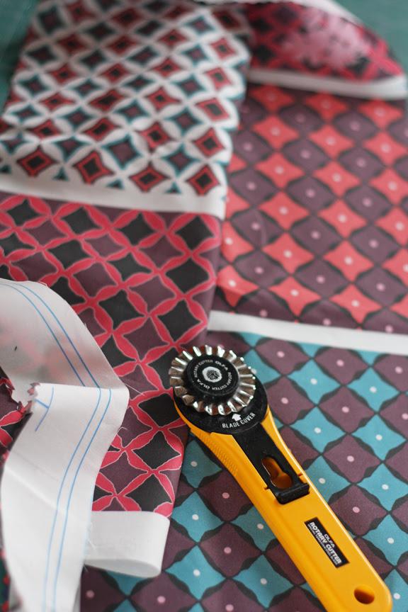 fabrics cut
