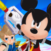 SQUARE ENIX INC - KINGDOM HEARTS Unchained χ artwork