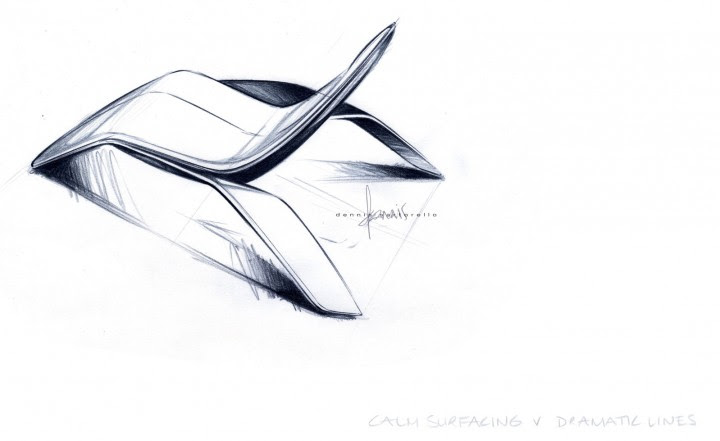 Industrial Design Sketches Chair - Home Design Jobs