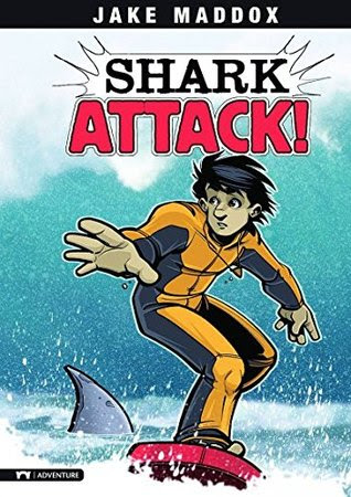 Shark Attack A Survive Story By Jake Maddox Reviews