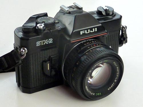 Fuji STX-2 by pho-Tony