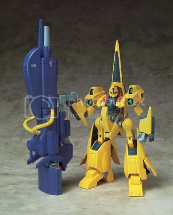 Methuss with Mega Bazooka Launcher. Methuss's transformation is one of the top selling points