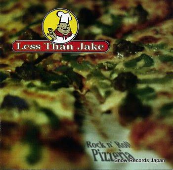 LESS THAN JAKE rock'n roll pizzeria