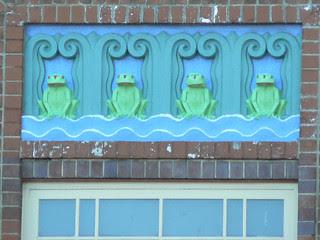 Frogs, North Sydney