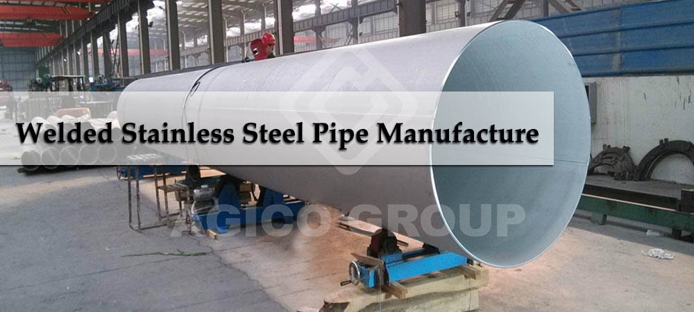 Welded Stainless Steel Pipe Dimension Chart