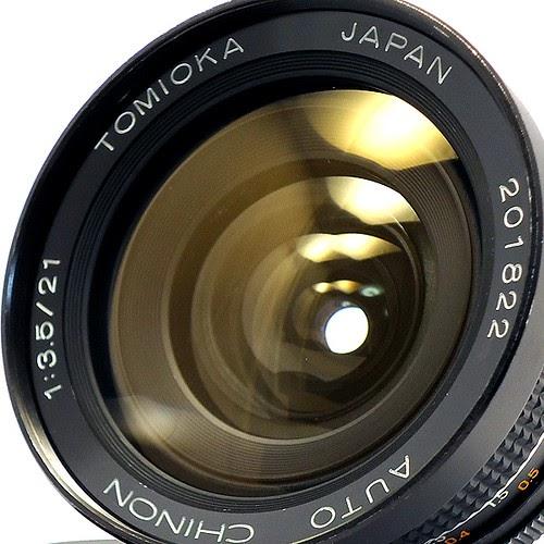 デジタルで蘇るオールドレンズの輝き: 富岡光学 オートチノン