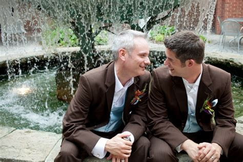 10 Gorgeous LGBT Jewish Weddings In Honor of National