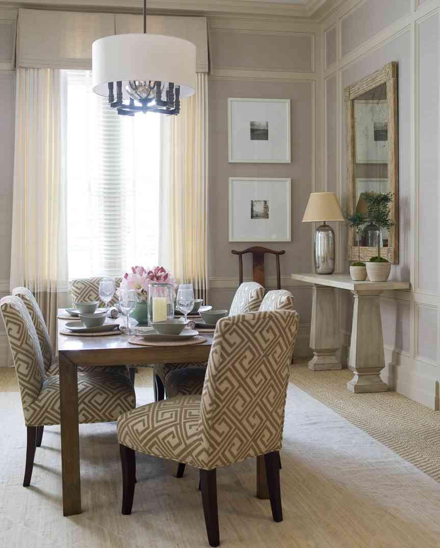 26 Impressive Dining Room Wall Decor Ideas | Interior God